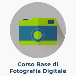 corso base fotografia digitale