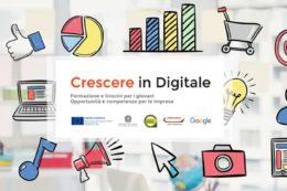 Crescere in Digitale: tirocini retribuiti per digitalizzare le Aziende italiane