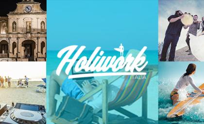 Holiwork: da Molo 12 all'Europa passando per il PIN della Regione Puglia