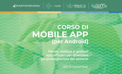 Mobile App Development: arriva il corso per i professionisti del futuro!