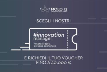 Voucher Innovation Manager del MISE: i nostri consulenti