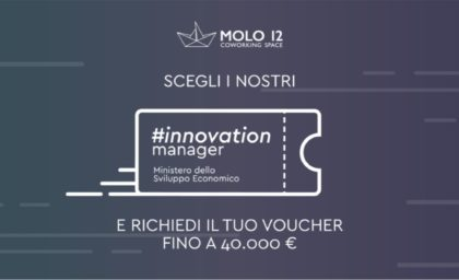 Voucher Innovation Manager del MISE: i nostri consulenti