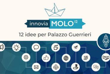 InnoviaMOLO12, call per 12 idee a Palazzo Guerrieri