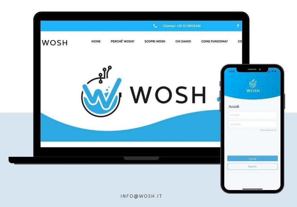 wosh - app - digital